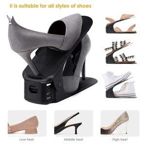 Shoes - Double Deck Shoe Rack